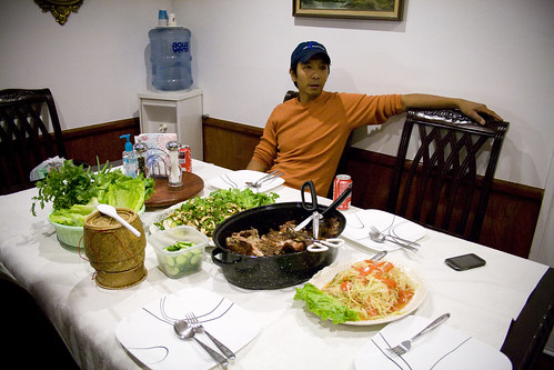 Randy's Birthday Dinner