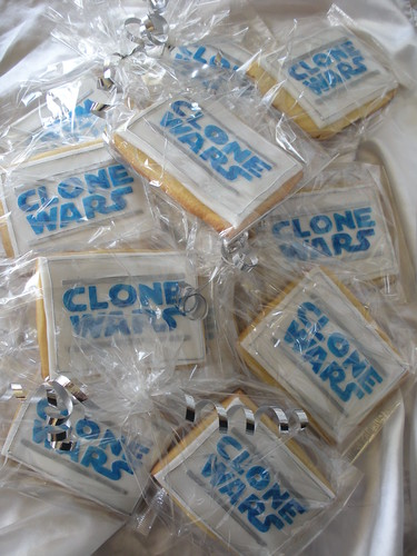 star wars clone wars logo. My son had a star wars clone