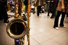 Music under NY!