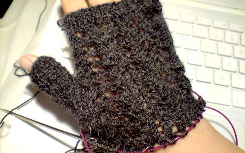 lacy mitts ARGH