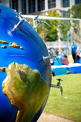 Save Water (m.chiuuu) Tags: life park nikon texas houston recycle 50mmf18d d90 discoverygreen maxchiu