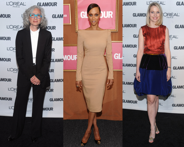 Glamour Women of the Year Best dressed