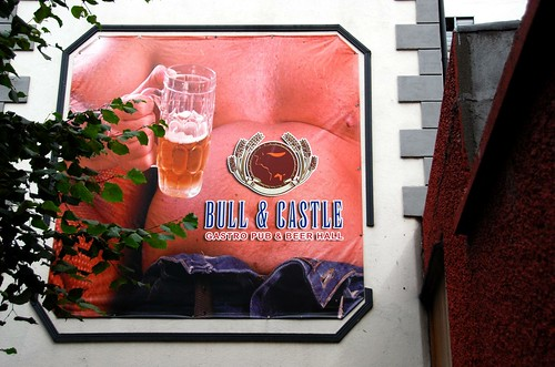the bull & castle, dublin