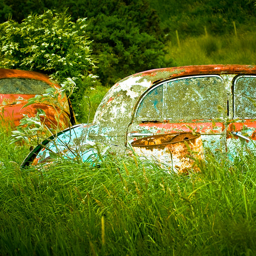 Cuba Gallery: Old vintage car textures by Cuba Gallery - Now on Twitter!