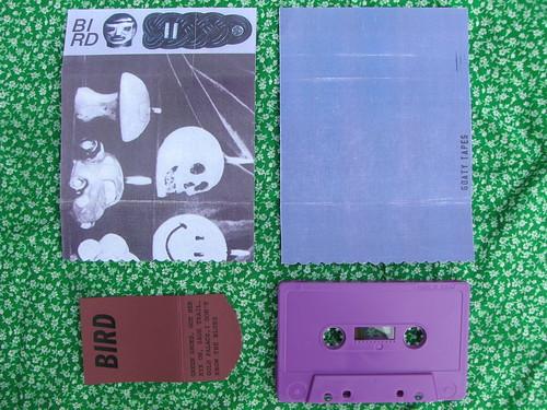 Bird - Hoy En Dia - Goaty Tapes (inserts)