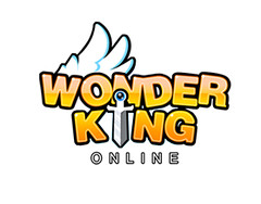 WonderKing logo, plain white background