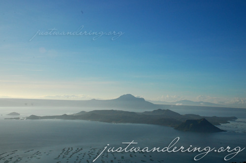 Taal Volcano and Taal Lake