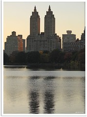 New York 2009 - Central Park /Eldorado Building