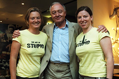 Ken Livingstone supports Stupid