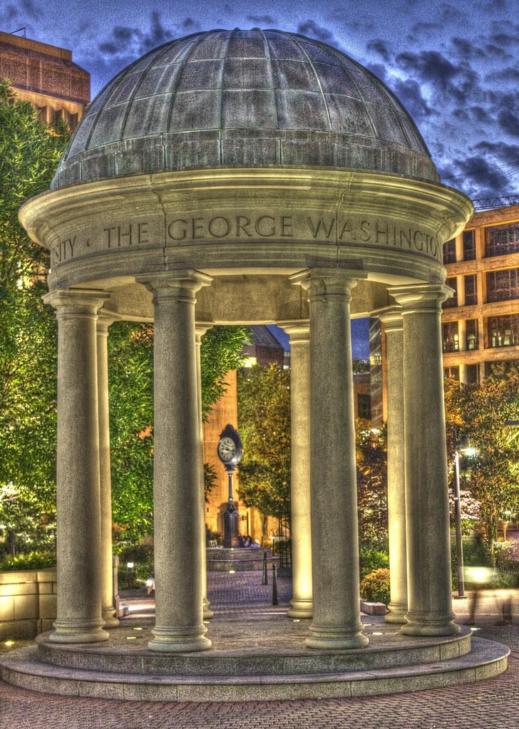Kogan Plaza, The George Washington University