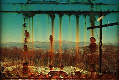 Radici di ferro (the_lighter) Tags: texture montagne nikon inri lanscape cappadocia croce abruzzo ruggine ferro velino marsica camporotondo