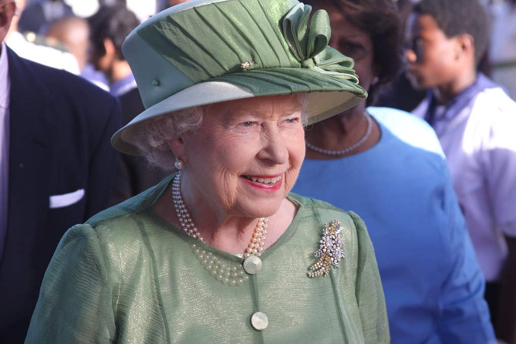 Queen Elizabeth II by Commonwealth Secretariat, on Flickr