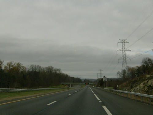 Mountains in the distance NY