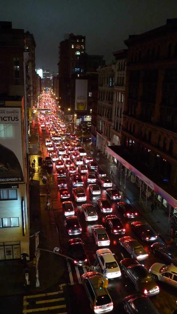 Friday Night Traffic