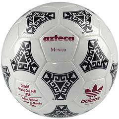 Balón Mundial futbol1986 AZTECA