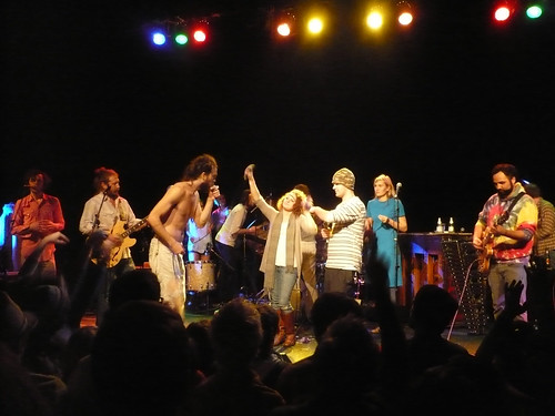 Edward Sharpe & the Magnetic Zeros (11/12/09)