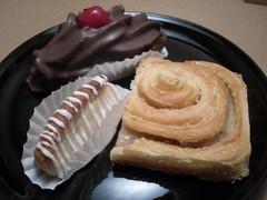 SDC14848 (jezzfoodieme) Tags: cake european butter bakery danish pastry strudel kransekage elitebakery mochaboat copenhagenpastry