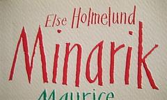 Else Holmelund Minarik, Maurice Sendak, Storie di orsacchiotto, ©BUR Ragazzi 2009; Lettering di Jeffrey Fisher, progetto grafico Mucca Design, copertina (part.) 3