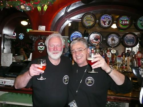 Steve Wolfe & Don Gortemiller, a bit lighter