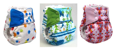Cloth Diapers - Rumparooz