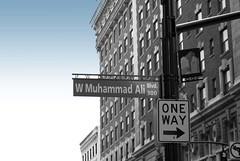 Downtown Louisville (civicgirl51) Tags: blackwhite downtown louisville muhammadali