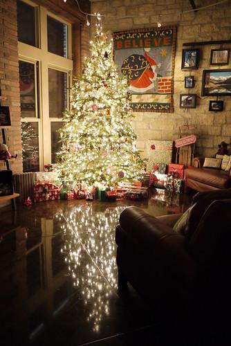 Christmas loft 2009