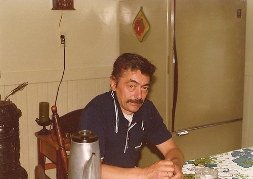 My Dad in 1979. 45 years old.