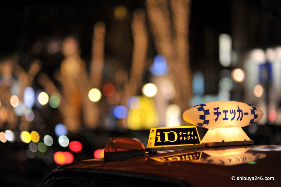 Evening Taxi