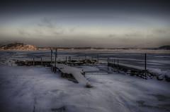 Ice all the way (Johan Runegrund) Tags: winter snow sweden hdr photomatix photoshopcs3 johanrunegrund