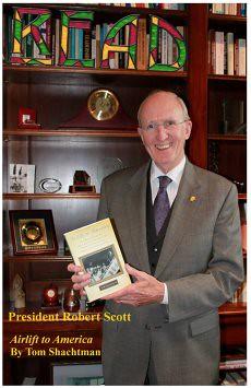 President Robert Scott December 2009