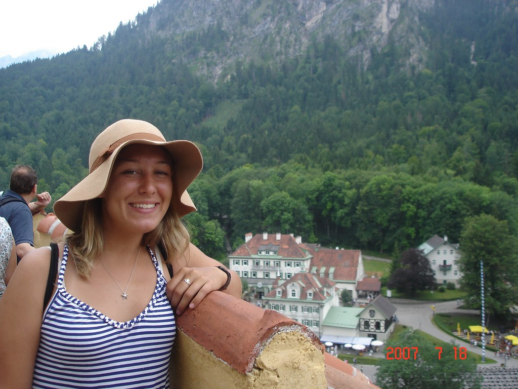 Neuschwanstein, Germany 2007 by Bobbi Lee Hitchon