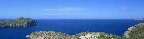 Zufahrt zur Bucht von Cabrera