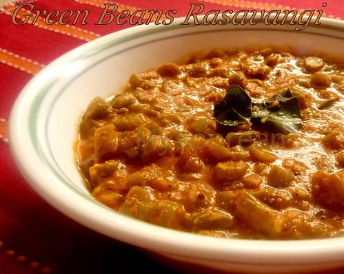 Green Beans Rasavangi