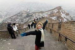 01 (Eason wu) Tags: winter snow children beijing thegreatwall congcong tokinaaf1224mmf4