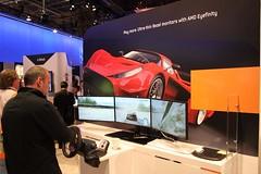 ATI Eyefinity Dirt 2 PC Demo