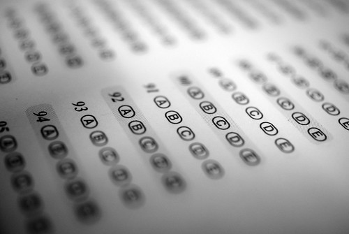 School Macro: Scantron