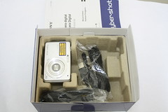 4287194887 a77620f742 m Unboxing Sony Cyber Shot W180 Camera