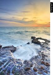 Dyer Maker (juandiegojr) Tags: sunset red españa sun seascape beach water landscape atardecer andalucía sand agua rocks playa paisaje andalucia arena nubes malaga ledzeppelin cala rocas nikond90 dyermaker tokinaatx1116mmf28afprodx juandiegojr lee09ndgradsoft lee06ndgradhard juandiegojrcom