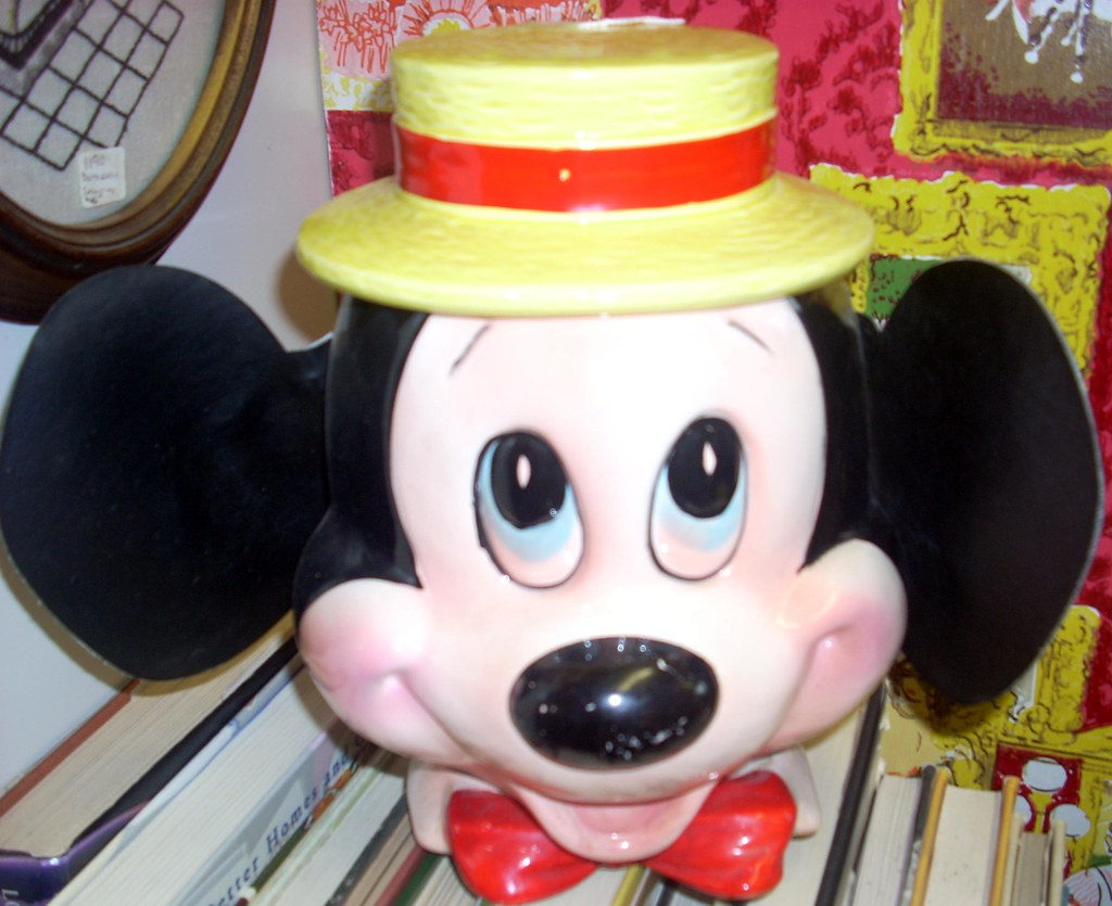 Disney Cookie Jar Etsy >> The World S Best Photos Of Cookiejar And Etsy Flickr Hive Mind