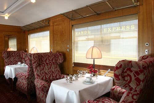 Pullman Orient Express - Etoile du Nord, interior