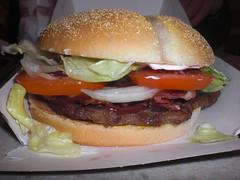 #067 Burger King The Angus with bacon and cheese (Like_the_Grand_Canyon) Tags: burger king hamburger angus beef pattie bun onions tomatoes lettuce copenhagen kopenhagen dänemark denmark scandinavia europe cold winter