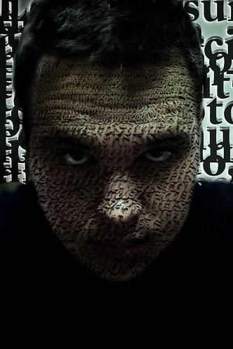 Typo Portrait