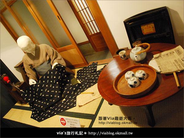 【via關西冬遊記】大阪歷史博物館~探索大阪古城歷史風情25