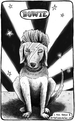 Bowiedog