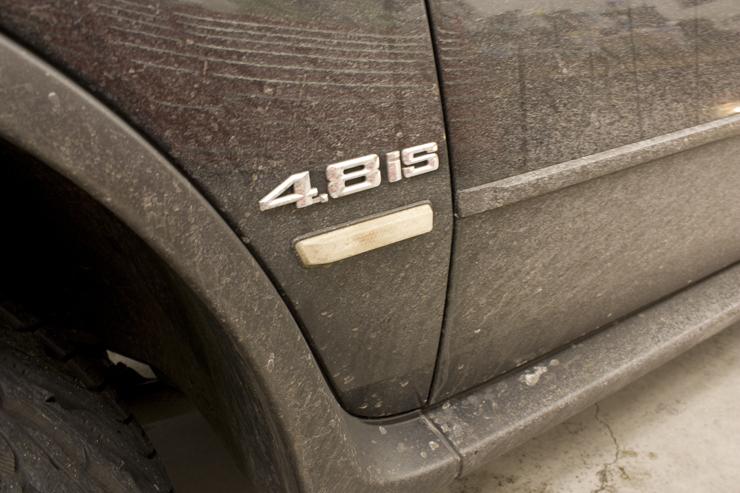 Bmw X5 Black 2006. on a lack 2006 BMW X5