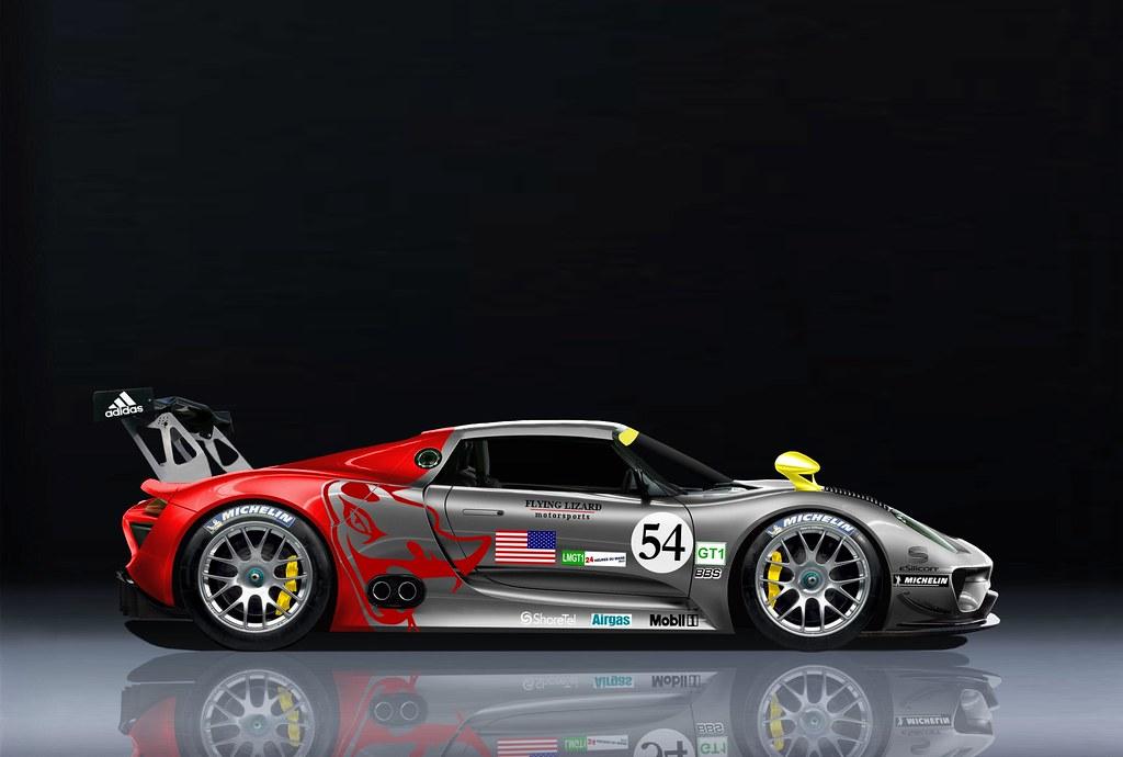 2013 Porsche 918 Rsr Teamspeed Com