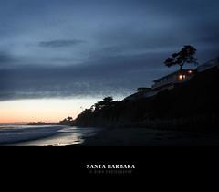 Santa Barbara (diwup) Tags: california ca santabarbara canon landscape evening wideangle efs 1022 superwideangle ultrawideangle