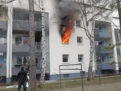 Wohnungsbrand Schierstein 12.03.10