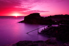 morning has broken (swingking85) Tags: ireland sea dublin irish cliff sun seascape rock sunrise foot dawn bay shine beaty joyce ulysses forty irishsea fortyfoot 40foot southdublin dunlaoighaire bathingarea snadycove