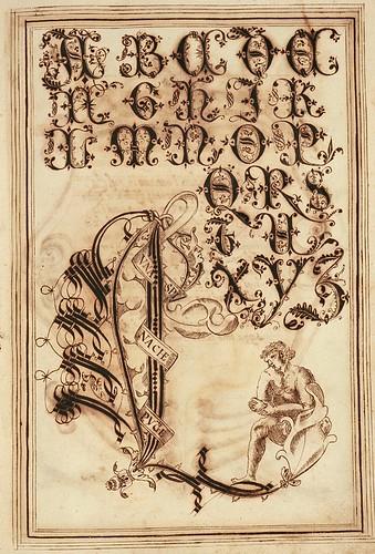 007--Opera dianto nella quale vedrete molte caratteri di lettere - Antonio Schiratti – 1600-1615